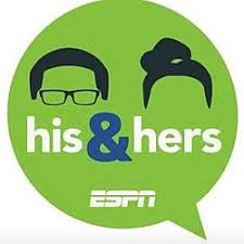 studio his and hers his hers espn