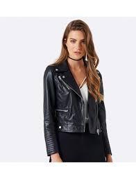 biker jacket women lara leather biker jacket womens fashion forever new