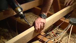 how to build a raised storage area in your attic today u0027s homeowner