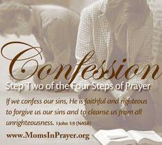 in prayer international the third of the four steps of