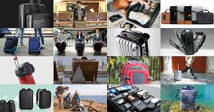 Vermont traveling suitcase images Techy luggage the future of carry ons suitcases travel backpacks jpg