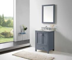 Single Bathroom Vanity Cabinets 24