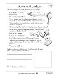 1st grade reading story 1st grade kindergarten reading writing worksheets reading