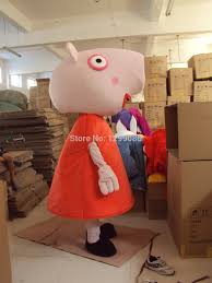 Peppa Pig Halloween Costume Pig Homes Picture Detailed Picture Sale Mascot