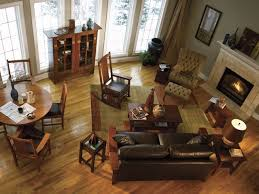 Arts And Crafts Living Room Ideas - stickley living room ideas u0026 photos houzz