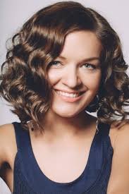 curly layered bob double chin best haircuts for curly hair hairstyles for various hair lengths