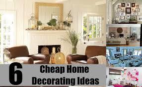 Unique Home Decor Cheap Cheap Home Decor Ideas Home Planning Ideas 2017