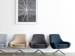 Living Room Swivel Chairs by Noomi Swivel Chair Design Within Reach