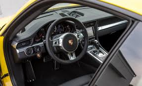 porsche carrera interior 2017 car picker porsche 911 interior images