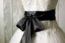 bridal sash luxe satin ribbon sash wedding sashes