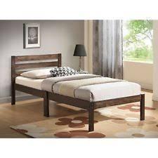 Twin Bed Headboard Footboard Rustic Primitive Classic Beds Ebay