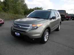 2012 Ford Exploer Used 2012 Ford Explorer For Sale Lake Geneva Wi