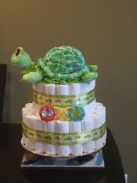 frugal baby shower gift how to make a diaper cake for cheap boy