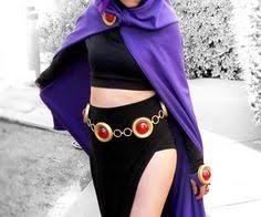 plump raven makes your teeny teen go titan ravens teen and cosplay