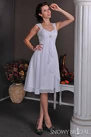 informal wedding dresses casual informal bridal gown snowybridal