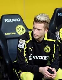 Marco Reus Hairstyle Reus Hairstyle Fire Sea