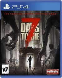 amazon 8 days to black friday amazon com 7 days to die playstation 4 u u0026i entertainment