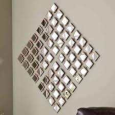 wall art decor metal wall art mirrors stainless steel living room