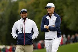 Tiger Woods Jordan Spieth Is In Tiger Woods Territory After Travelers