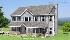 colonial house bedford modular colonial house