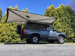Vehicle Tents Awnings Alu Cab Shadow Awning Adventure Ready