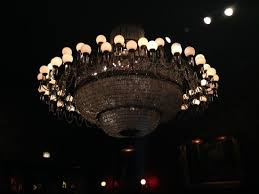 Gas Chandelier Chandelier From The Original Gas Light Club Chicago Picture Of