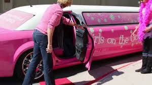 hummer limousine with pool party in the pink limo at sweet u0026 sassy youtube