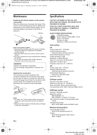 sony bluetooth wiring diagrams sony marine stereo wiring diagram