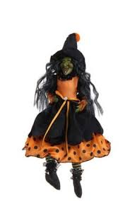 15 witch ornaments black perfectlyfestive http