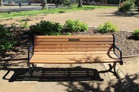 Benches In Park - alameda california memorial benches alamedainfo