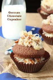 german chocolate cupcakes recipe pinterest german chocolate