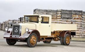 mercedes l series truck for sale lastkraftwagen mercedes truck division represents at retro