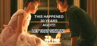Candles Meme - the 30th anniversary of sixteen candles is sunday