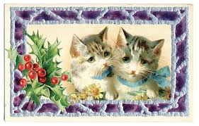 free clip art from vintage holiday crafts blog archive free