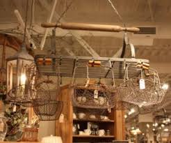 rustic home decor adds well worn cachet to a room