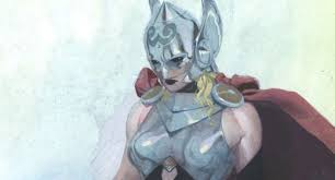 whosoever holds this hammer thor s female successor and evolving