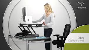 Office Desk Risers Varidesk Plus Adjustable Riser