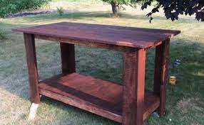 do it yourself kitchen island diy 30 kitchen island made with 2x4s hometalk