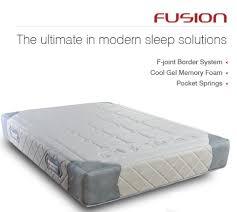 fusion cool gel mattress range for a cool night sleep u2013 cozy dream