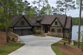 4 Lake House Plans Sloping Lot Sloped With Walkout Basement
