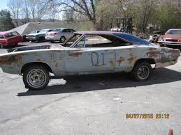 dodge charger car parts 1969 dodge charger big block 383 project car with parts for
