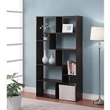 Mainstays 3 Shelf Bookcase Mainstays Home 8 Shelf Bookcase Multiple Finishes