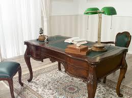 scrivanie stile antico scrivania scrittoio chippendale ministeriale presidenziale cm 180