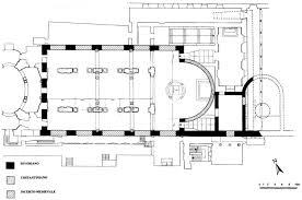 basilica floor plan bisanzio la residenza imperiale degli horti spei veteris