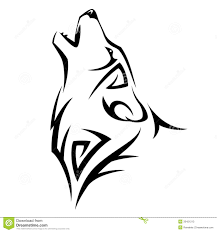 arm tattoo tribal image for wolf head tribal tattoo designs inspiration