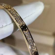 cartier bracelet images Discount cartier love bracelet yellow gold diamonds jpg