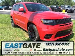 eastgate chrysler jeep dodge ram 2017 jeep grand srt sport utility in indianapolis