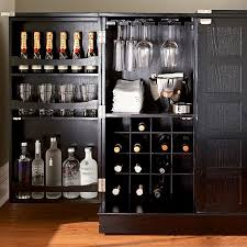 Steamer Bar Cabinet Steamer Bar Cabinet Crate And Barrel Furniture Crate And