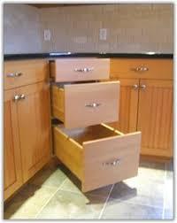 kitchen corner cabinets options corner kitchen cabinets drawers natural wood kitchen cabinets by