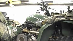 yamaha kodiak 450 youtube